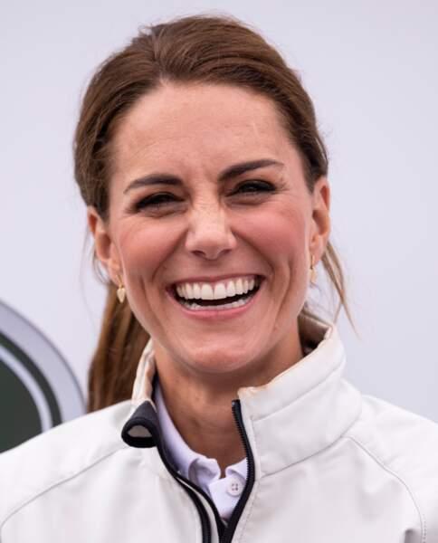Mais Kate Middleton semble avoir eu la main lourde