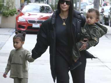 PHOTOS - Kim Kardashian : ses enfants, North et Saint, ont bien grandi