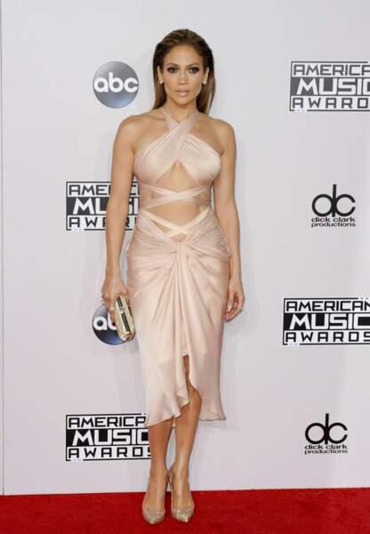 Jennifer Lopez en Reem Acra