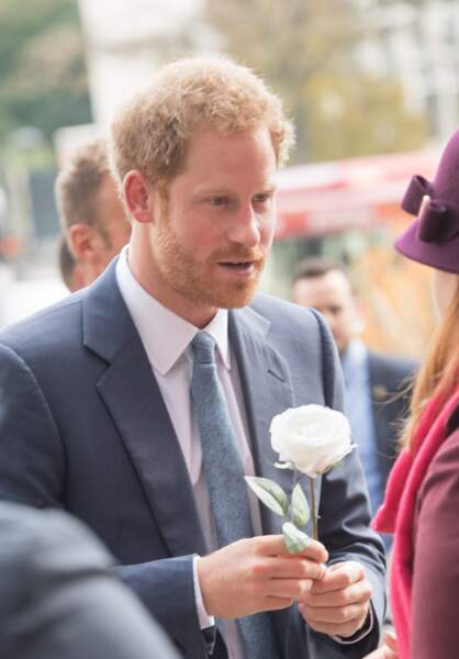 Prince Harry d'Angleterre, 32 ans