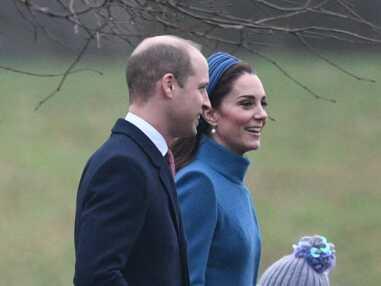 PHOTOS - Kate Middleton très élégante à Sandringham