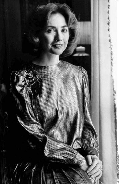 Hillary Clinton, à 38 ans (1985)
