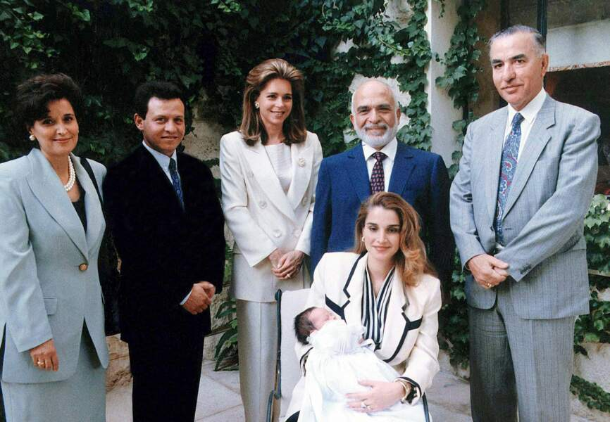 Hussein de Jordanie
