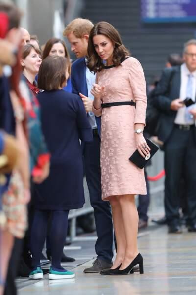 Kate Middleton est enceinte de son troisième enfant