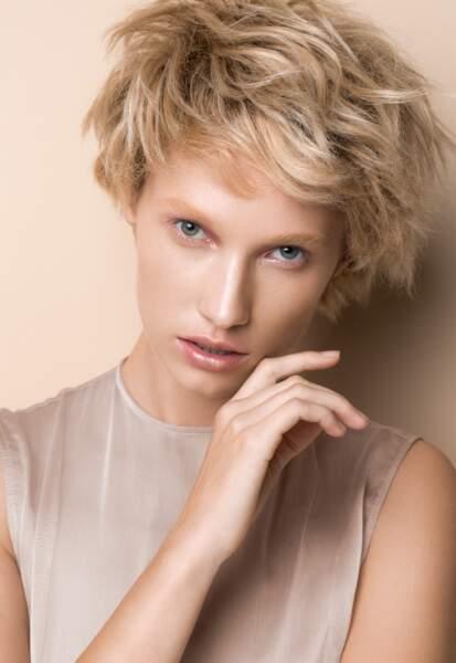 La coupe garçonne wavy (L'Oréal Professionnel)