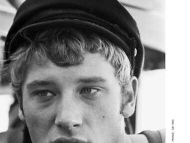 Cameron Smet, le sosie de Johnny Hallyday lorsqu'il était enfant