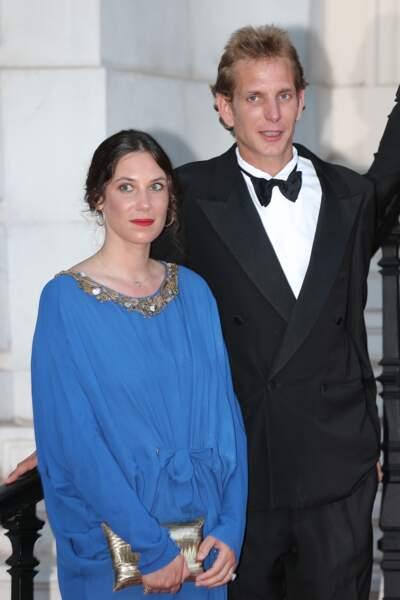"""Le couple lors de la soirée """"Love Ball"""" organisée par Natalia Vodianova."""