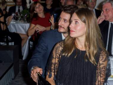 Pierre Niney et sa compagne Natasha Andrews enceinte
