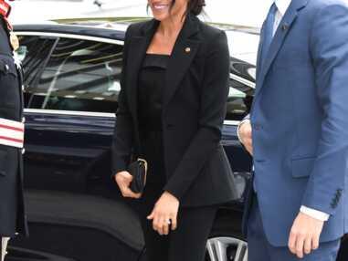 PHOTOS – Meghan Markle n'en fait qu'à sa tête : elle remet la tenue que Harry ne voulait plus voir