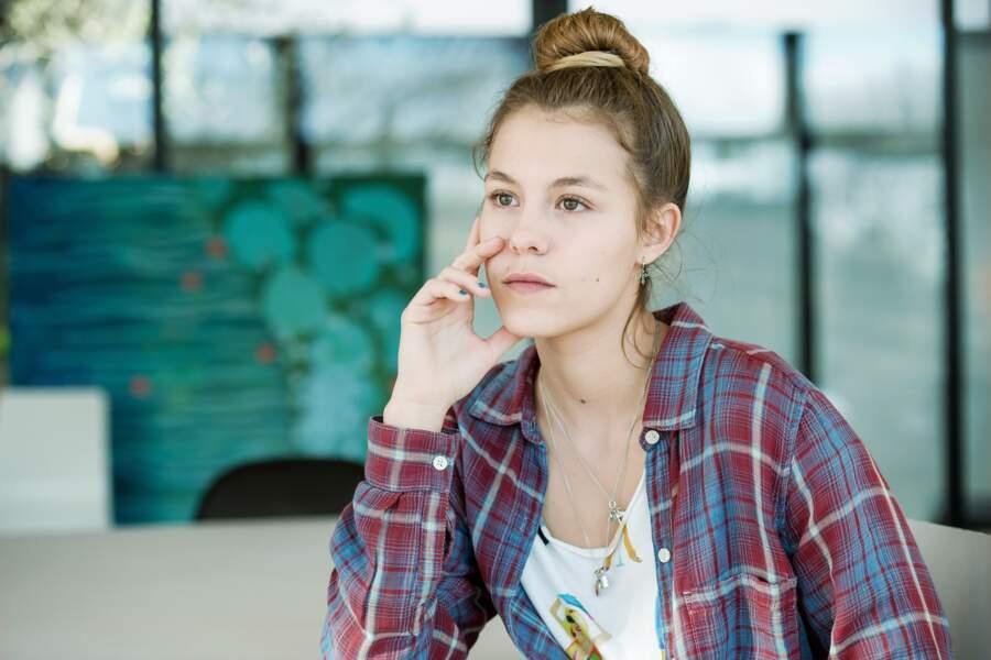 Yasmine Lavoine incarnera la fille de Marc Lavoine dans la série Kepler(s)