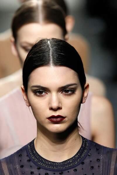 Kendall Jenner madone éthérée pour Bottega Veneta