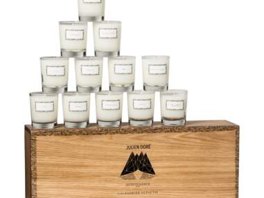 Découvrez les 12 bougies Quintessence imaginées par Julien Doré