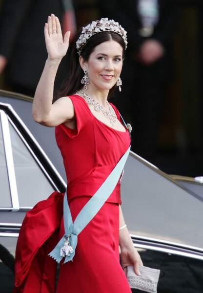 La princesse Mary du Danemark