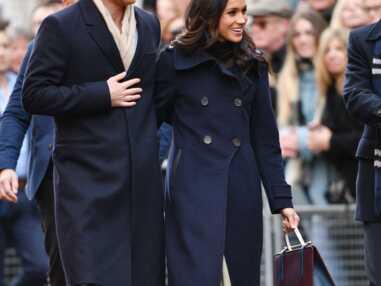 Meghan Markle et le prince Harry : enfin la 1ère sortie officielle : elle le regarde avec les yeux de l'amour