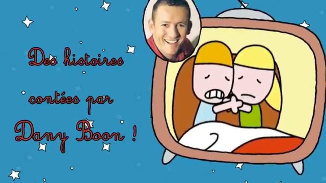 En 2006, il a enregistré plusieurs épisodes de Allez Raconte, une mini série pour enfants