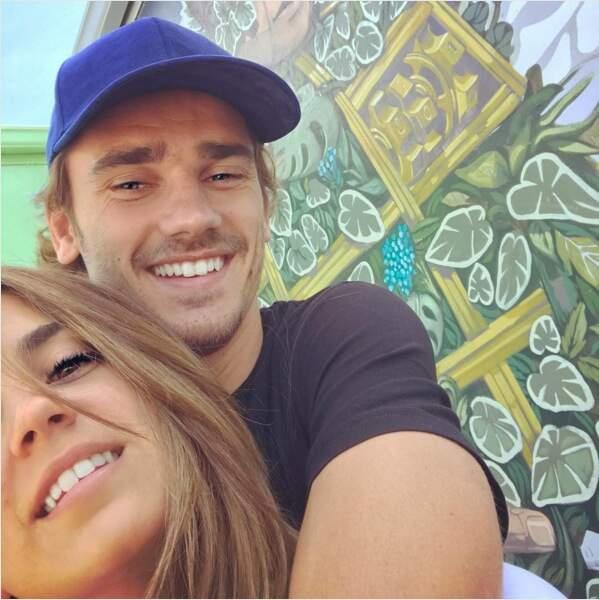 Antoine Griezmann et Erika Choperena se sont marié le 15 juin, puis sont partis en lune de miel en Jamaïque