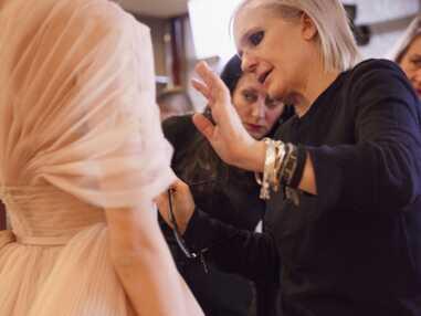 Le grand show haute couture de Dior à Shanghai
