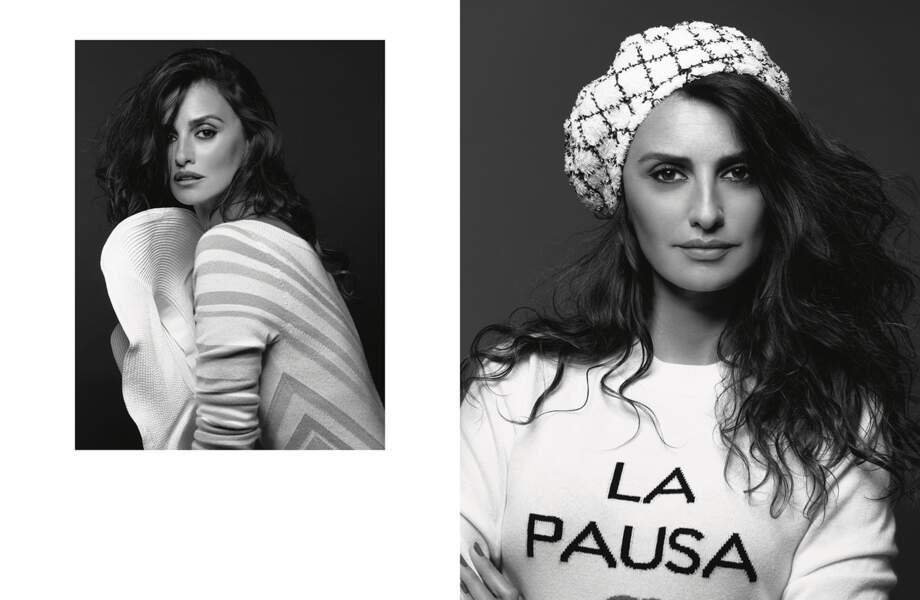 """""""La Pausa"""" est le nom du bateau du défilé et le titre de la collection Croisière 2018/19 Chanel."""