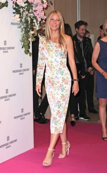 Gwyneth Paltrow : une ligne impeccable grace à son mode de vie healthy