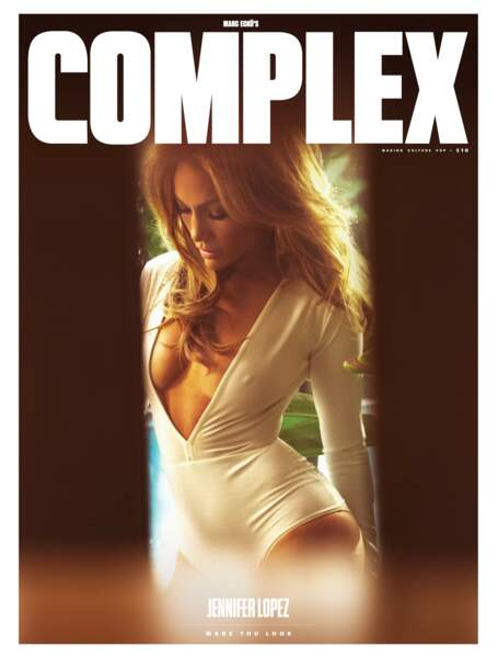 Jennifer Lopez pour Complex