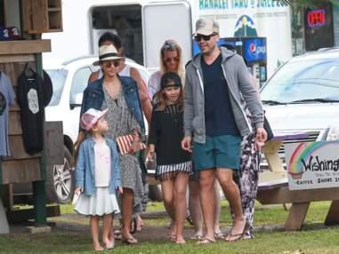 Jessica Alba profite à Hawaï