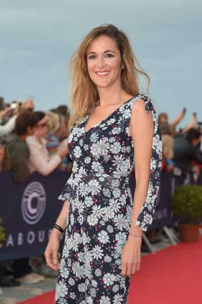 Longueurs floues pour Victoria Bedos lors du festival du film de Cabourg.