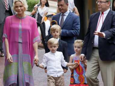 PHOTOS - Charlene et Albert de Monaco : leurs enfants Jacques et Gabriella à croquer au pique-nique monégasque !