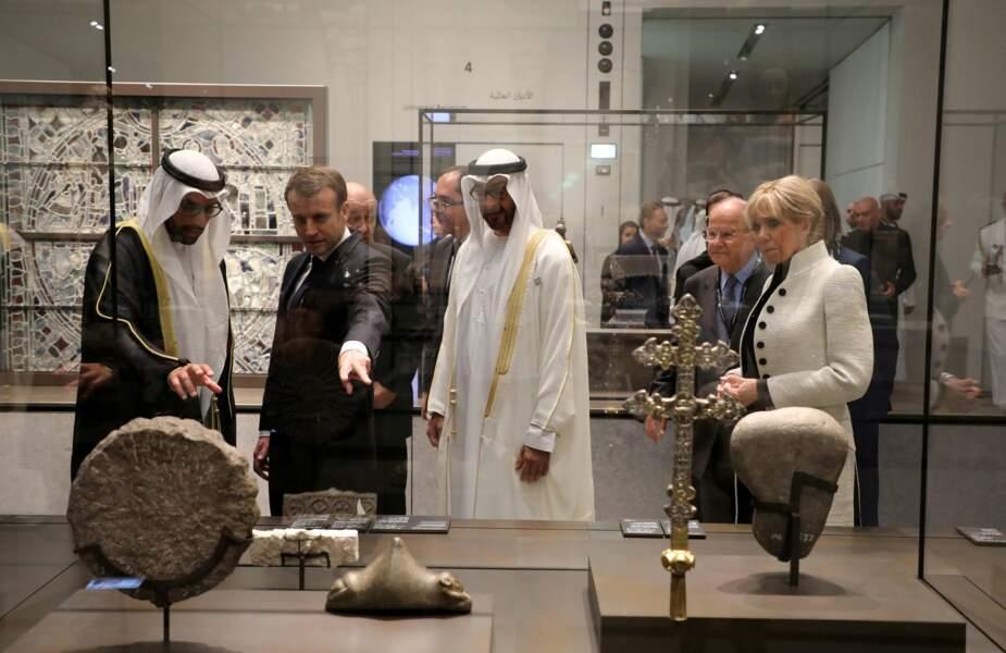 Le musée est un lieu de rencontres et de culture.