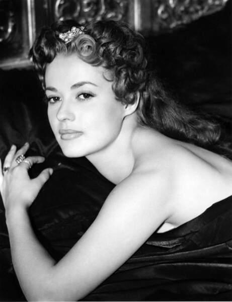 1954, Jeanne Moreau à 26 ans et prête ses traits à la reine Margot dans le film du même nom