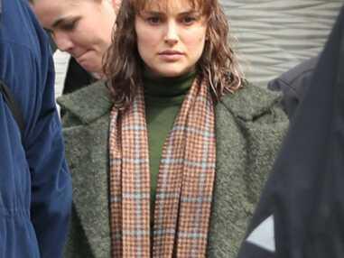PHOTOS - Natalie Portman affiche un nouveau look pour le prochain Xavier Dolan