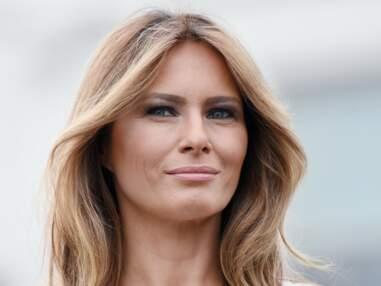 Melania Trump au pique-nique de la Maison Blanche