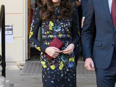 Kate Middleton et ses chaussures signées Tod's