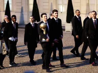 Handball : Les Experts reçus à l'Élysée