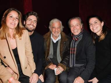 PHOTOS – Michel Leeb en famille : il réunit ses trois enfants Tom, Fanny et Elsa pour la générale de son spectacle