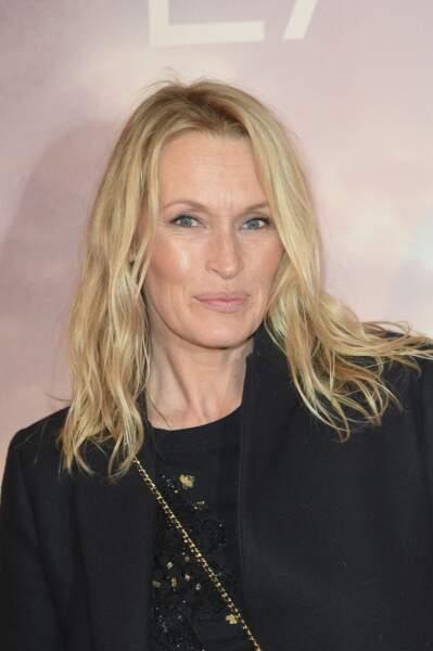 """Estelle Lefébure à l'avant-première du film """"Holy Lands"""" à Paris le 4 décembre 2018"""