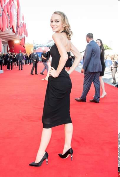Festival de Venise : Lily Rose Depp