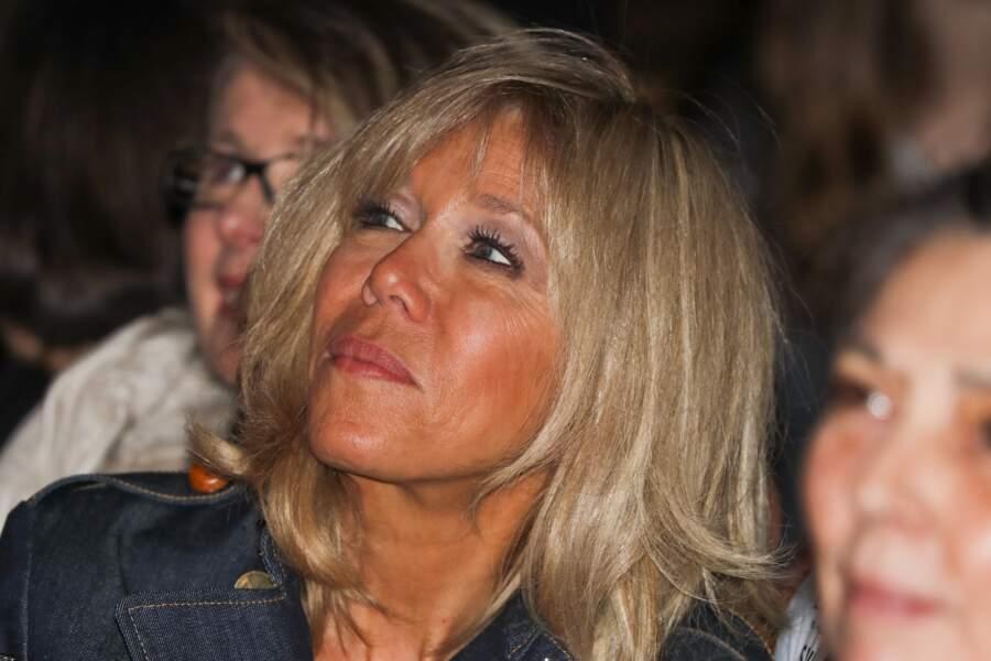 Brigitte Macron, ce 8 mars au Théâtre Antoine