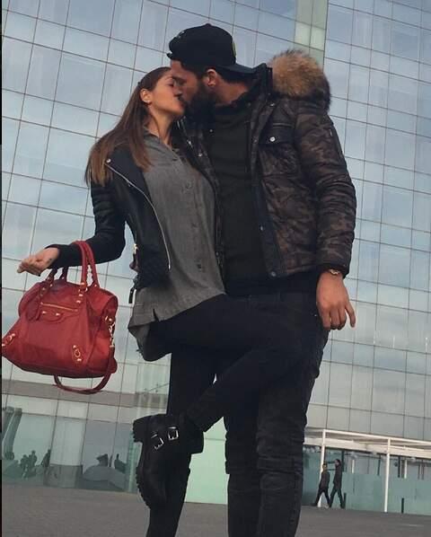 Dernière photo en date du couple toujours amoureux malgré les embûches
