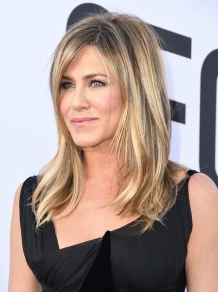 L'iconique dégradé de Jennifer Aniston ne lui a pas fait prendre une ride !