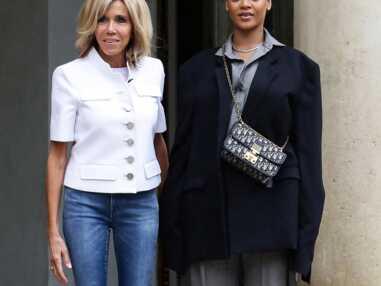 Brigitte Macron, le jean lui va si bien !