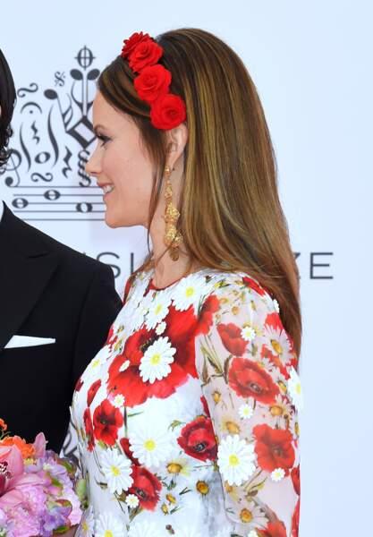 Comme Meghan Markle, la princesse Sofia de Suède porte des bijoux de la marque française Gas Bijoux