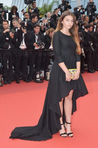 Thylane Blondeau en Delphine Manivet, bijoux Chaumet, mise en beauté L'Oréal Paris