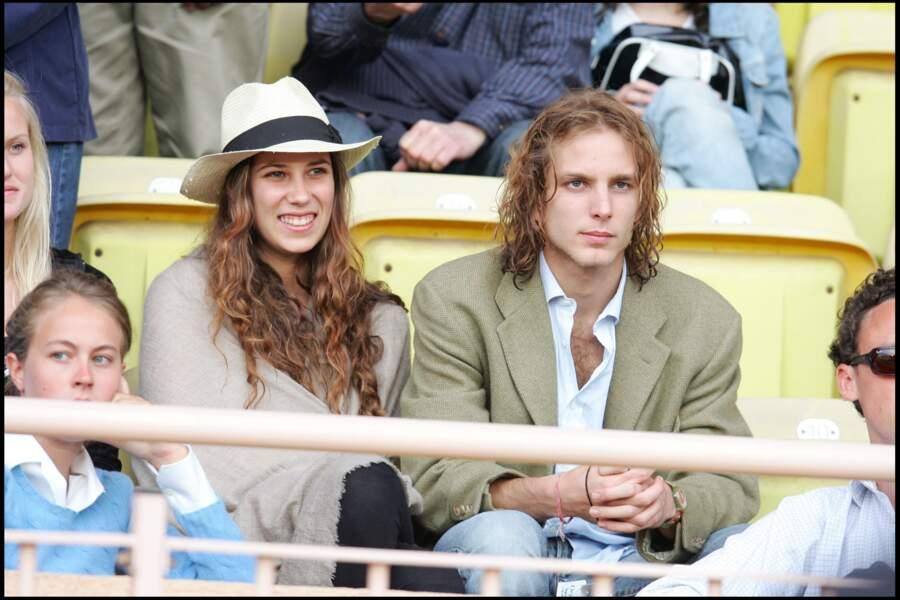 La duo a assisté au Grand Prix de Formule 1 de Monaco.