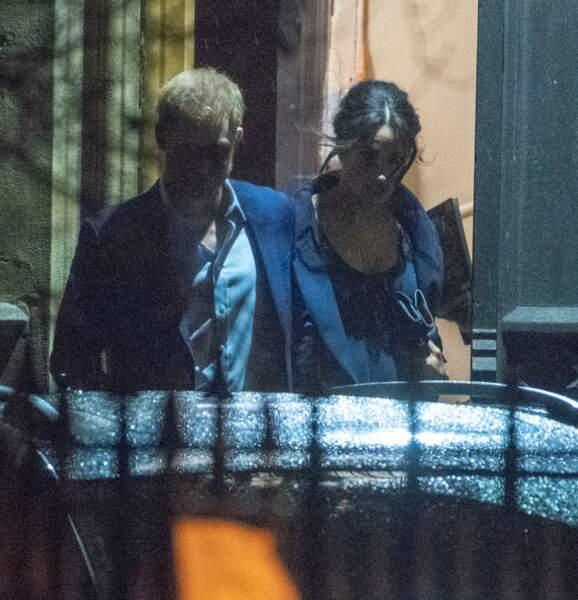 Les époux de Sussex vivent leurs derniers jours au palais de Kensington, bientôt quitté pour Frogmore House