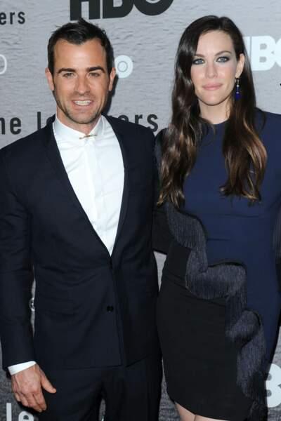 """Justin Theroux et Liv Tyler seront réunis cette année pour une ultime saison de la série """"The Leftovers"""""""