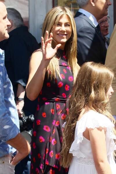 Jennifer Aniston en 2017