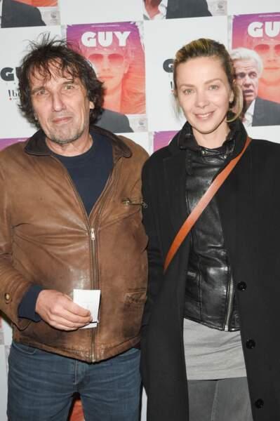 Arnaud Sélignac et Natalia Dontcheva étaient également présents ce 3 décembre