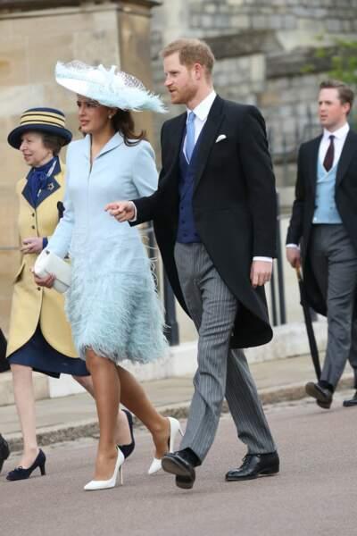 Le prince Harry est accompagné de Sophie Winkleman, une actrice de 38 ans.
