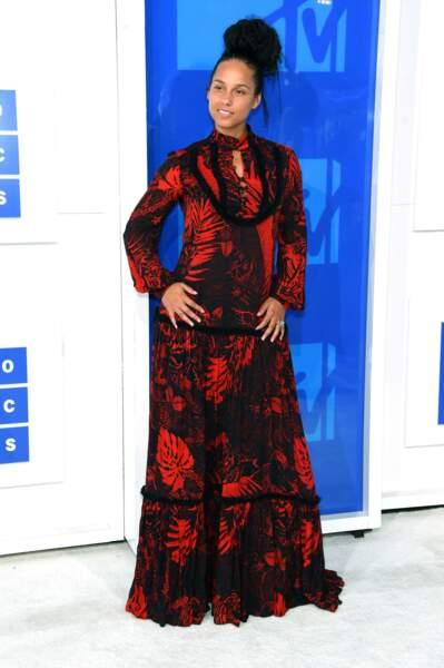 Alicia Keys Naeem Khan
