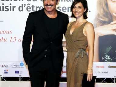 Jean Dujardin et Nathalie Péchalat: en amoureux, à Lyon